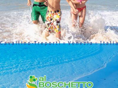 Copywriting brochure pubblicitaria villaggio turistico