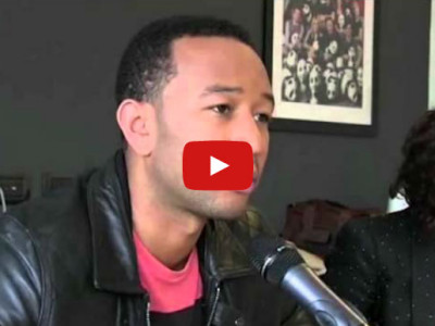 Interprete italiano inglese round table John Legend