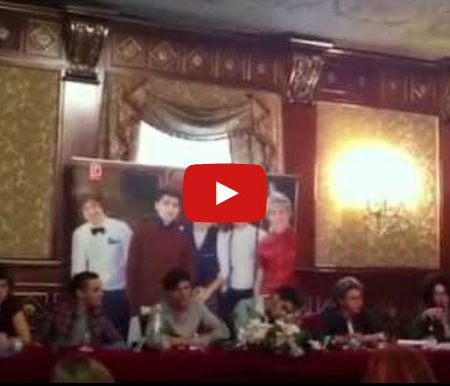 Interpretazione italiano inglese conferenza stampa One Direction