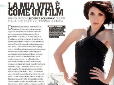 Intervista pianista Federica Fornabaio