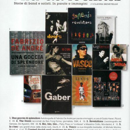 Articolo consigli musicali su Gioia