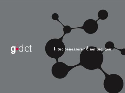Copywriting brochure pubblicitaria azienda nutrigenetica