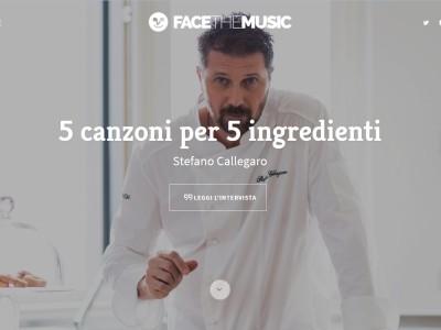 Intervista Stefano Callegaro Face The Music, webzine di musica