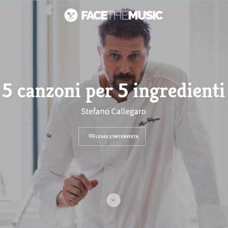 Intervista Stefano Callegaro Face The Music, webzine di musica