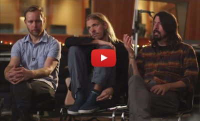 Traduzione inglese italiano video intervista Foo Fighters Rai Radio 2