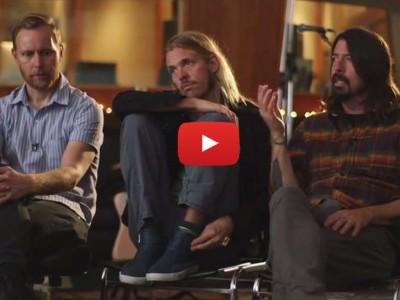 Traduzione inglese italiano video intervista Foo Fighters Rai Radio 2