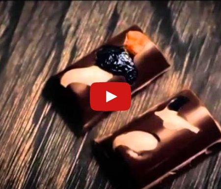 Transcreation pubblicità televisione cioccolato svizzero