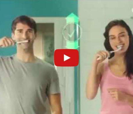Transcreation e direzione doppiaggio spot TV spazzolini da denti