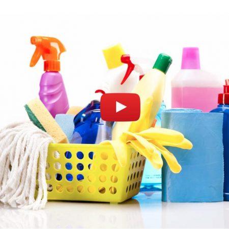 Copywriting e direzione del doppiaggio spot radio azienda detergenti casa