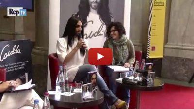 Interprete inglese italiano video intervista Conchita Wurst