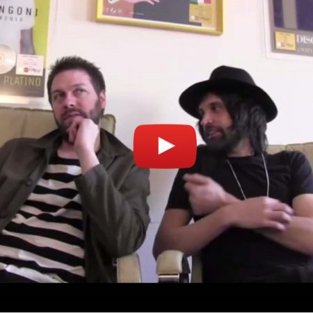 Interprete italiano inglese video intervista Kasabian