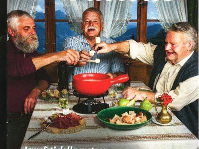 Transcreation tedesco italiano rivista catena supermercati svizzeri