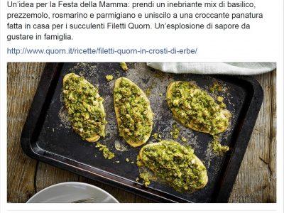 Transcreation inglese italiano post per social media