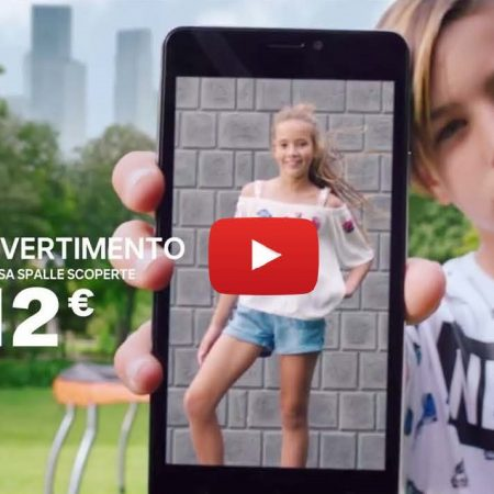 Transcreation online video ad kids fashion