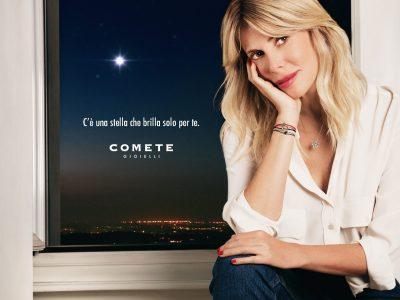 Copywriting payoff gioielli Comete