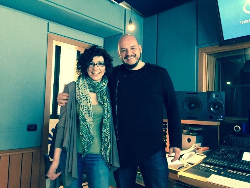 Claudia Benetello direzione del doppiaggio