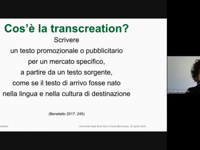 Cos'è la transcreation? Quali competenze richiede?